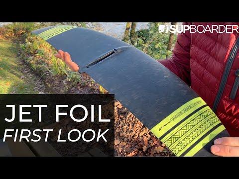 2021 Naish Jet Foil HA / SUPboarder 'First look'
