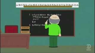Математика (южный парк)