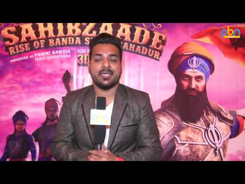 Chaar Sahibzaade Part 2  | Spl Intview With Movie Dir Harry Baweja & Anchor Hardeep Dua | PBN Music