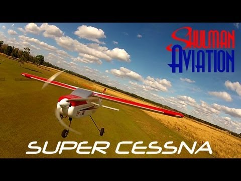 Shulman Aviation Super Cessna Review & Build Guide in HD
