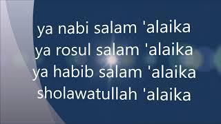 Gambar cover Muhammad Nabina -  Lyrik