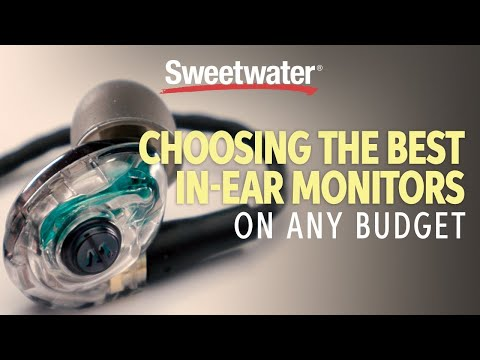 Choosing The BEST In-ear Monitors On Any Budget