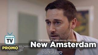 "New Amsterdam 1x03 Promo ""Every Last Minute"""