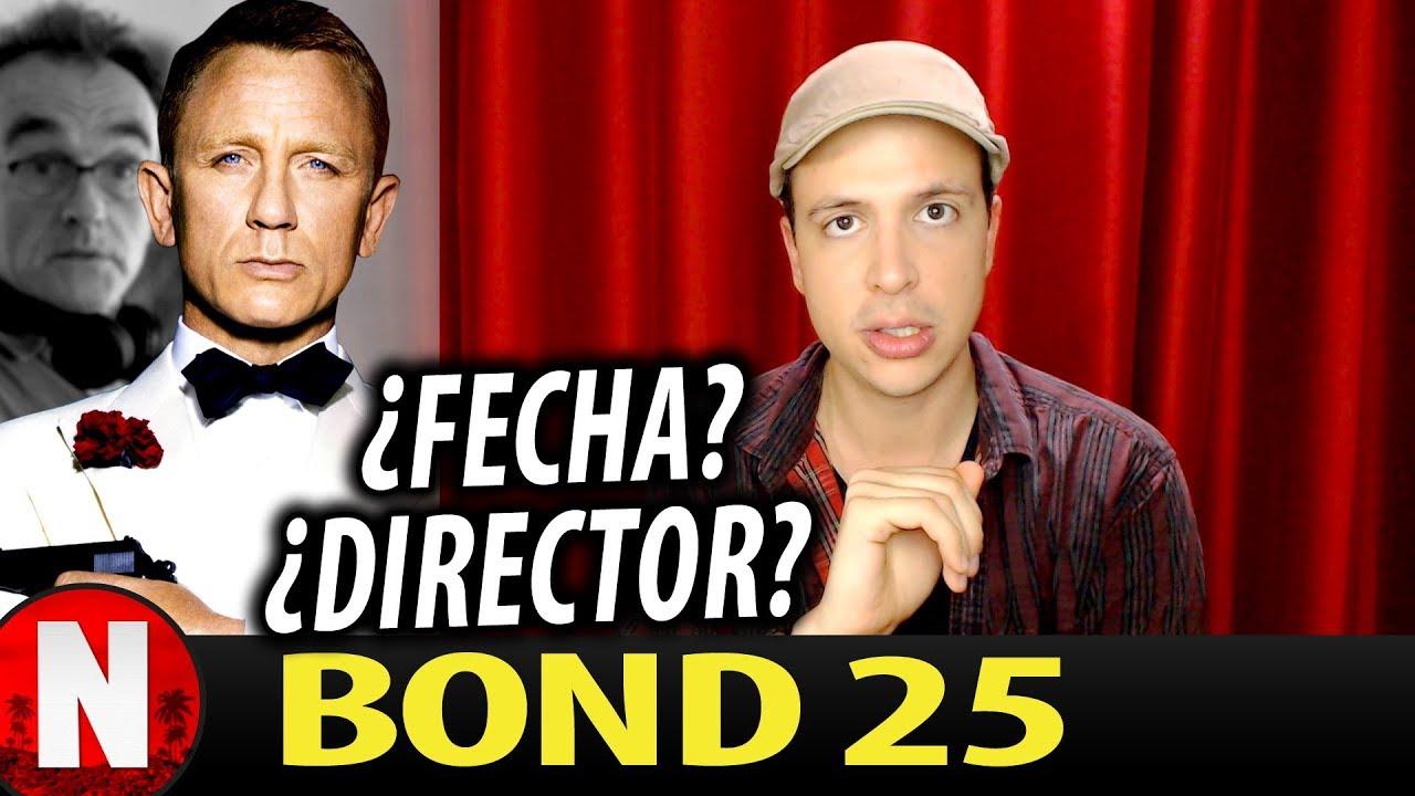 Ver JAMES BOND 25 ¿Al Servicio de Daniel Craig? ¿Directores? ¿Estreno? – Noticias de Cine en Español