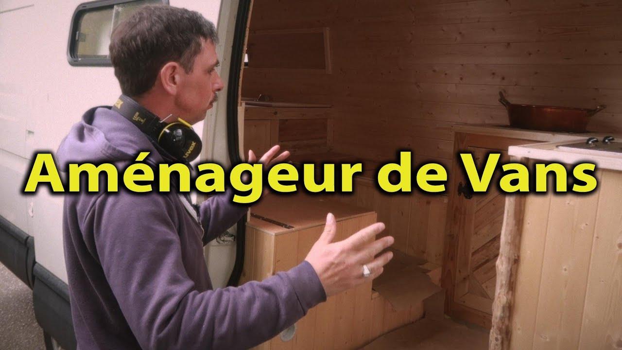 AMÉNAGEMENT FOURGON - ARTISAN du VOYAGE l'art de convertir des vans aménagés #VANLIFE Voyage Voyages