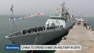 China Presents New Military White Paper