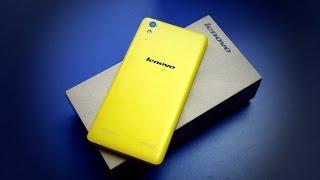 lenovo K3 (K30-W) Music Lemon бюджетный китайский музыкальный смартфон со стерео, распаковка и обзор