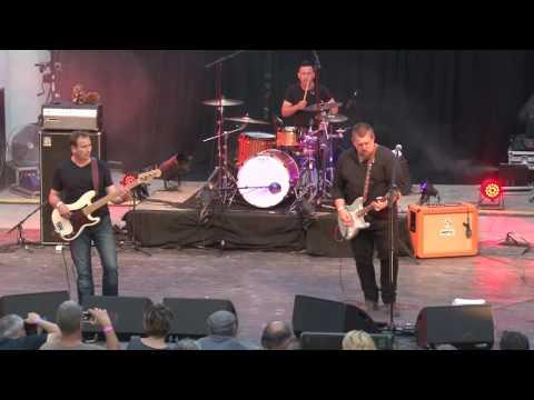"JK0657F STEVIE NIMMO (UK) Le Film du Concert "" Bagnols Blues Festival 2016 """