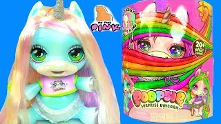 СЮРПРИЗ #ПОНІ ЄДИНОРІГ UNICORN + 4 НОВИХ ЛИЗУНА SURPRISE BABY with UNICORN SLIME! Elsa Toddler
