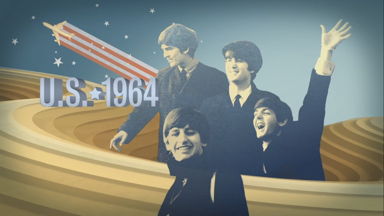 Shea Stadium '65 Intro Cutscene - The Beatles: Rock Band