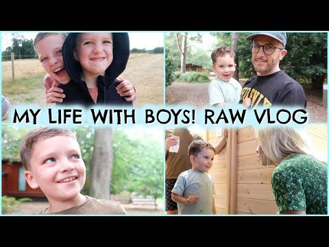 LIFE AS A MOM OF BOYS  |  ROAD TRIP TO NORFOLK  |  EMILY NOR