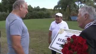 Publishers Clearing House $1 Million Winner John Kutz
