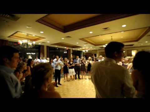 Aggie War Hymn at Berger's Wedding
