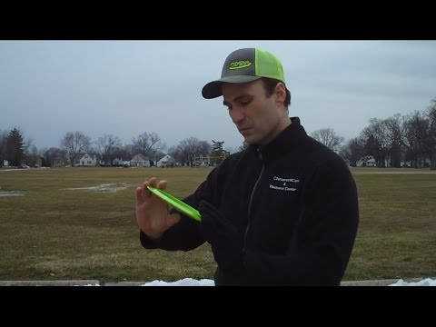 Throwing some Innova Destroyers with Scott Jenkins