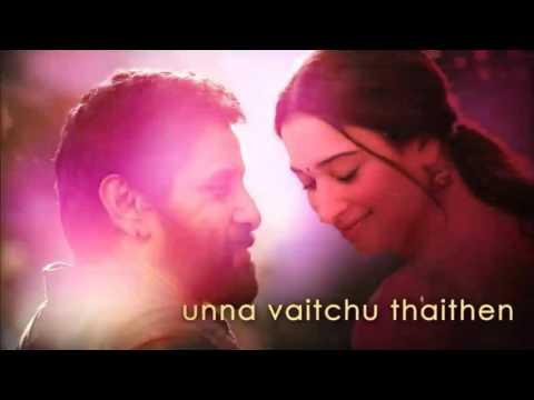 Sketch❤kannukulla unna vecha song|vikram❤| thamanna next movie|best WhatsApp status video