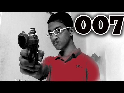 James Bond The Movie Trailer (2015) Starring Avinandan Bera,Daniel Craig(Fan Made)#Episode 1