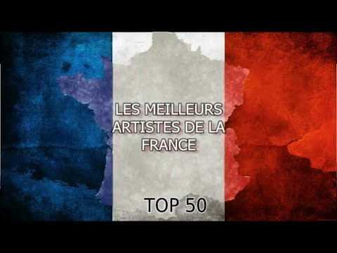 My Top 50 Artists from France  | My Top 50 Artistes pour Représenter La France en Eurovision 2018