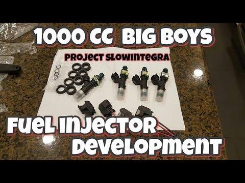 FID Injectors Unboxing: 1000cc for Project Slow Integra