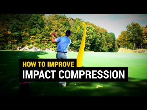Improve Your Impact Compression With This Immediate Feedback Drill