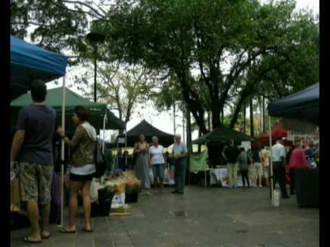 Organic Markets, Kings Cross, Sydney