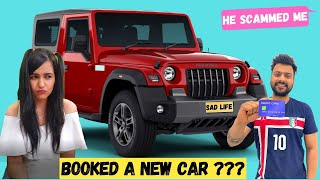OUR NEW CAR? 🔥 HE SCAMMED ME! 😢