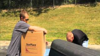 Packing A Self Storage Unit For Safety & Protection