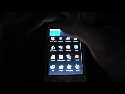 HTC Magic overview