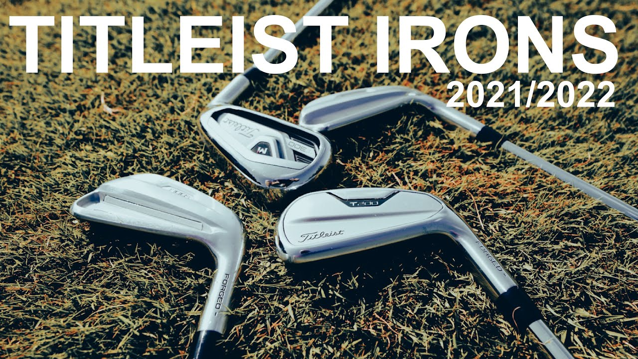 Download IS THIS TITLEIST IRON A MISTAKE OR IS IT THEIR BEST
