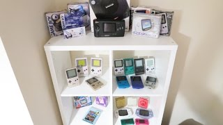2016 Retro Handheld Console Collection - Neo Geo, Nintendo, Sega & More!
