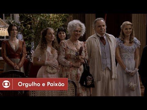 Orgulho e Paixão: capítulo 14 da novela, quarta, 4 de abril, na Globo