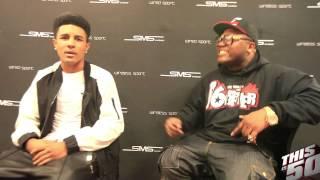 Anthony Lewis on New Single with T.I.; Picking Up Girls; Sings Acapella