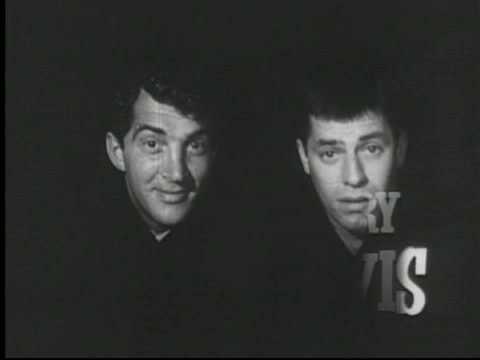 Scared Stiff - Martin and Lewis movie trailer