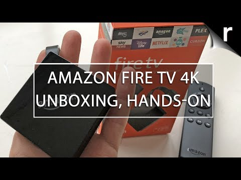 Fire TV 4K (2017) Unboxing, Setup & Hands-on Review