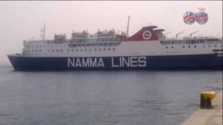 إغلاق ميناء سفاجا لسوء الأحوال الجوية