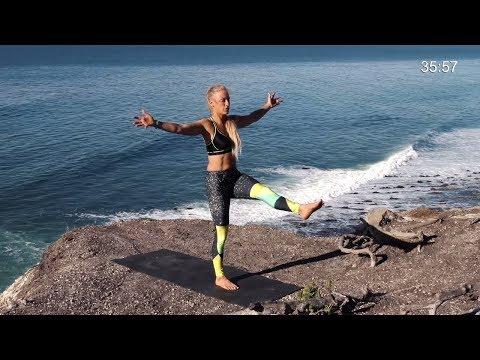 55 Min yoga for Buttocks | Yoga Poses To Lift & Tighten Glute