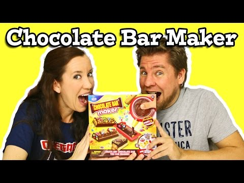 Chocolate Bar Maker Review