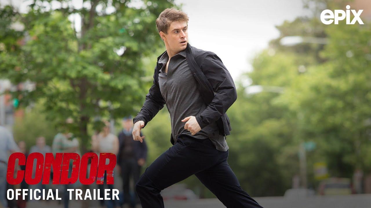 Download Condor (EPIX 2021 Series) Official Trailer