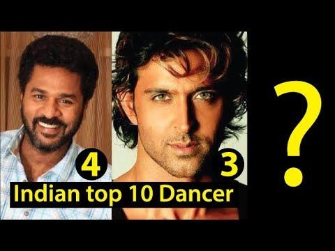 Top 10 Dancer of Indian Actor