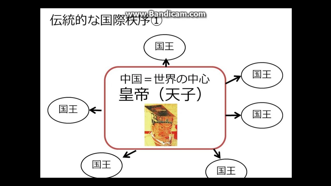 プリント10朝貢貿易 - YouTube
