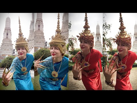 Adeyto as Freddy Krueger & the Witches of WAT ARUN Temple BANGKOK Thailand