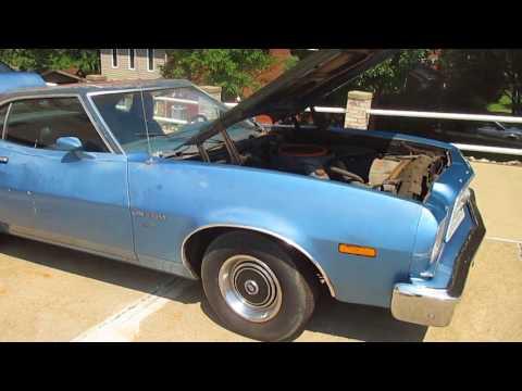 Very Rare 1973 Gran Sport Torino 351 Cobra Jet Q Code Survivor