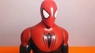spiderman ps4 review superhero spider-man review ps4 pro toys for kids spiderman ps4 suits