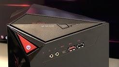 MSI Infinite X High-End Gaming PC Testbericht