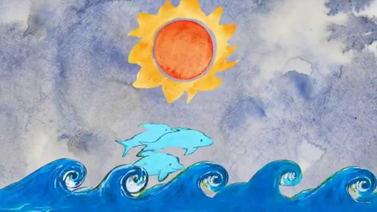 Las olas del mar youtube - Fotos fondo del mar ...