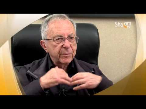L'Chayim - Moshe Arens Interview  -- Promo