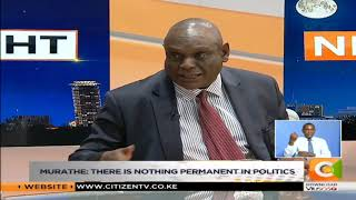 NEWSNIGHT | Murathe expounds controversial remarks, radical stance against Ruto
