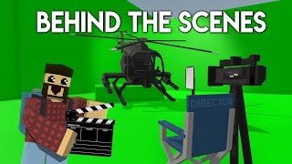 Unturned | Behind the Scenes & Funny Bloopers (How I make my videos)