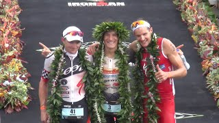 Top 3 Pro Men 2014 IRONMAN World Championship