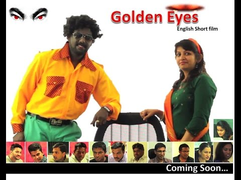 Golden Eyes - English thriller short film