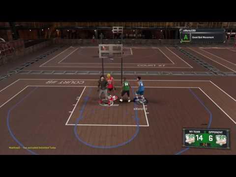 NBA2K17-rompimos racha de 47!!! + Reacción XD!!!!